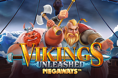 Play Vikings Unleashed MEGAWAY Slots on HippoZino