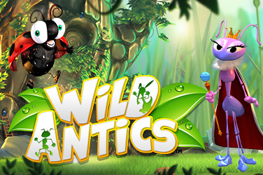 Play Wild Antics Slots on HippoZino