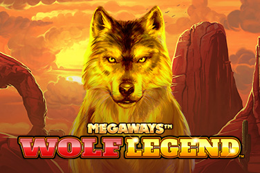 Play Wolf Legend Megaways Slots on HippoZino