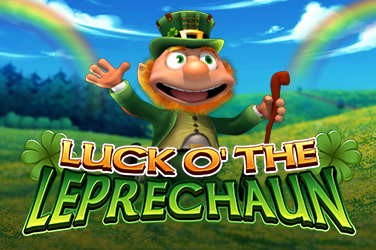 Play Luck O'the Leprechaun Slots on HippoZino