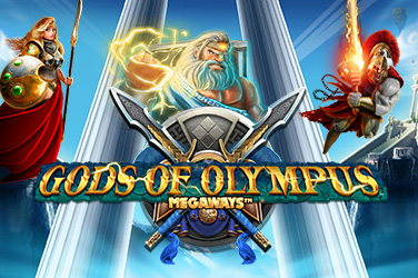 Play Gods of Olympus  MEGAWAYS Slots on HippoZino