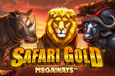 Play Safari Gold Megaways Slots on HippoZino