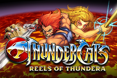 Play Thundercats: Reels of Thundera Slots on HippoZino