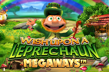 Play Wish Upon A Leprechaun Megaways Slots on HippoZino