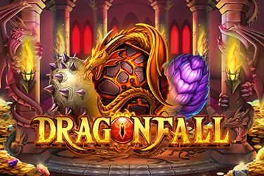 Play Dragonfall Slots on HippoZino