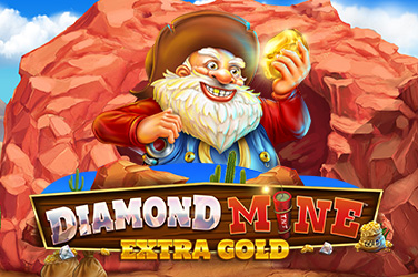 Play Diamond Mine: Extra Gold Slots on HippoZino
