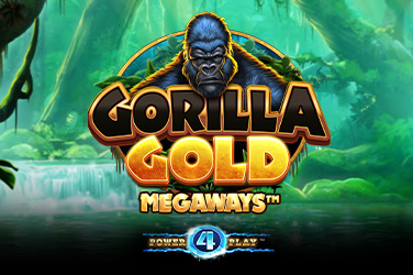 Play Gorilla Gold:Power 4 Slots Slots on HippoZino