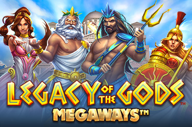 Play Legacy of Gods Megaways Slots on HippoZino
