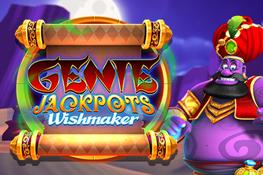 Play Genie Jackpots Wishmaker Slots on HippoZino