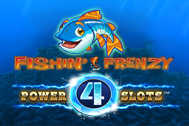 Play Fishin Frenzy Power 4 slots Slots on HippoZino
