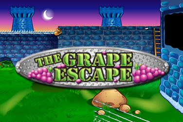 Play Grape Escape Slots on HippoZino