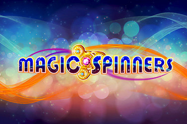 Play Magic Spinners Slots on HippoZino