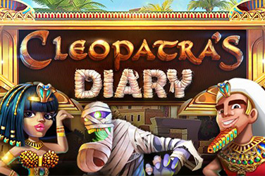 Play Cleopatra's Diary Slots on HippoZino