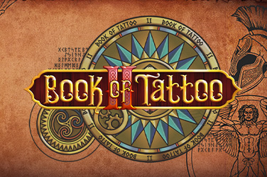 Play Book of Tattoo 2 Slots on HippoZino