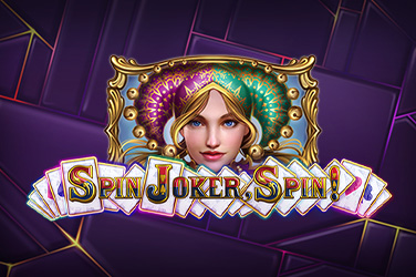 Play Spin Joker, Spin! Slots on HippoZino