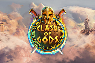 Play Clash Of Gods Slots on HippoZino