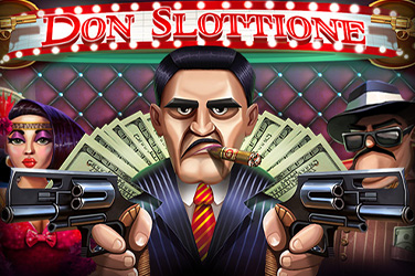 Play Don Slottione Slots on HippoZino