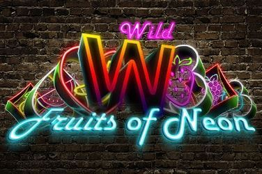 Play Fruits of Neon Slots on HippoZino