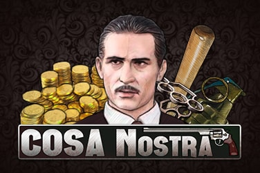 Play Cosa Nostra Slots on HippoZino