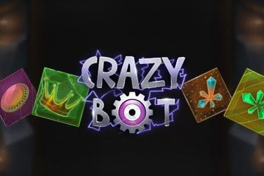 Play Crazy Bot Slots on HippoZino