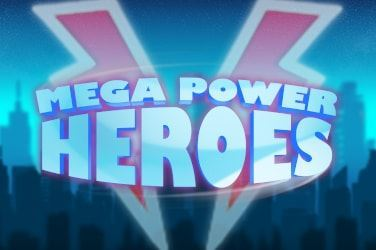 Play Mega Power Heroes Slots on HippoZino