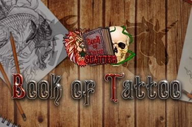 Play Book of Tattoo Slots on HippoZino