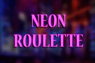 Play Neon Roulette Slots on HippoZino