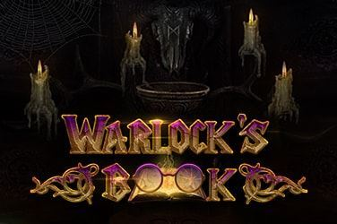 Play Warlock's Book Slots on HippoZino