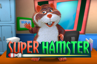 Play Super Hamster Slots on HippoZino