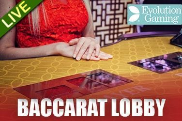 Play Baccarat Lobby Live on HippoZino