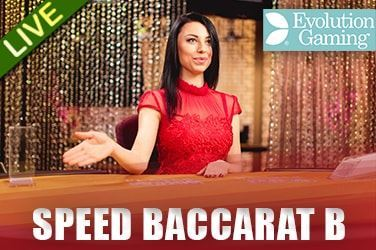 Play Speed Baccarat B Live on HippoZino