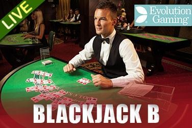 Play Blackjack B Live on HippoZino