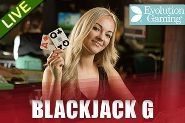 Play Blackjack G Live on HippoZino
