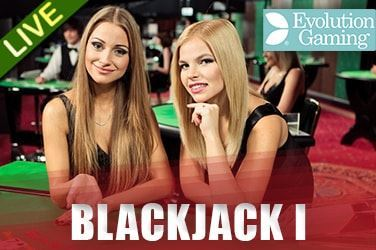 Play Blackjack I Live on MaxiPlay Casino