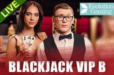 Play Blackjack VIP B Live on HippoZino