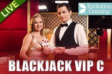 Play Blackjack VIP C Live on HippoZino