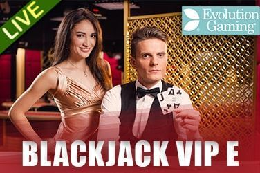 Play Blackjack VIP E Live on HippoZino