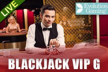 Play Blackjack VIP G Live on HippoZino
