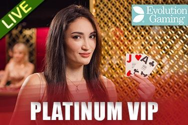 Play Blackjack Platinum VIP Live on HippoZino