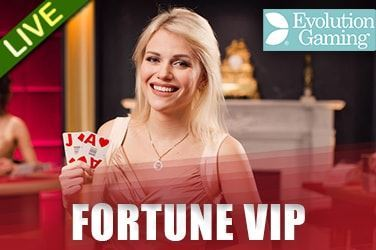 Play Blackjack Fortune VIP Live on HippoZino