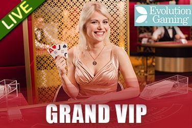 Play Blackjack Grand VIP Live on HippoZino