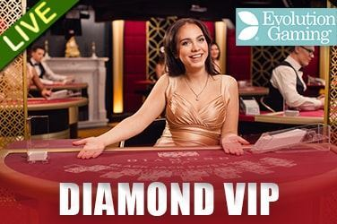 Play BLACKJACK DIAMOND VIP Live on HippoZino