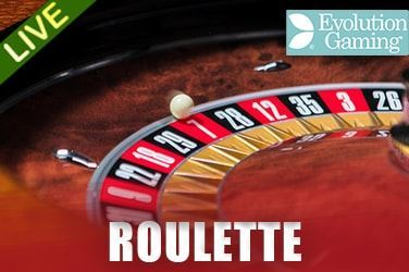 Play Roulette Live on HippoZino