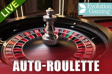 Play Auto-Roulette Live on HippoZino