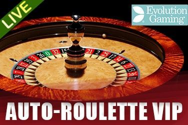 Play Auto-Roulette VIP Live on HippoZino
