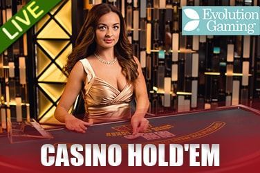 Play Casino Hold'em Live on MaxiPlay Casino