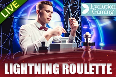 Play Lightning Roulette Live on MaxiPlay Casino