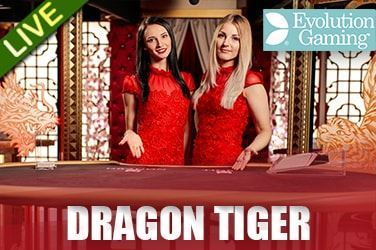 Play Dragon Tiger Live on HippoZino
