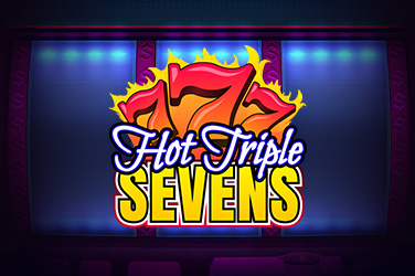Play Hot Triple Sevens Slots on HippoZino