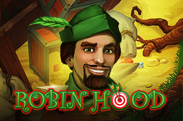 Play Robin Hood Slots on HippoZino